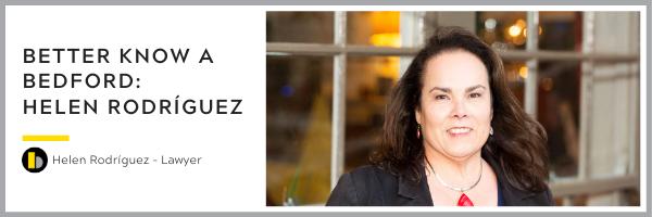 Better Know a Bedford – Helen Rodríguez